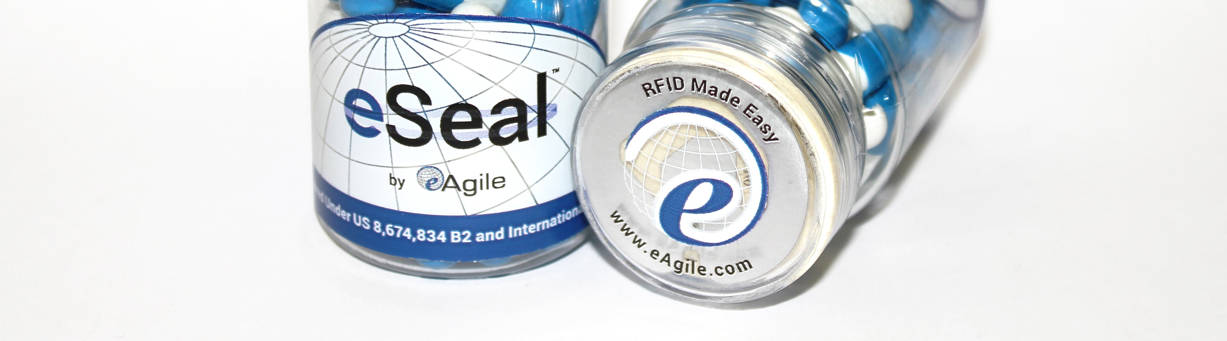 eSeal RFID smart packaging solution from eAgile