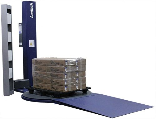 RFID Enabled Pallet Wrappers from eAgile